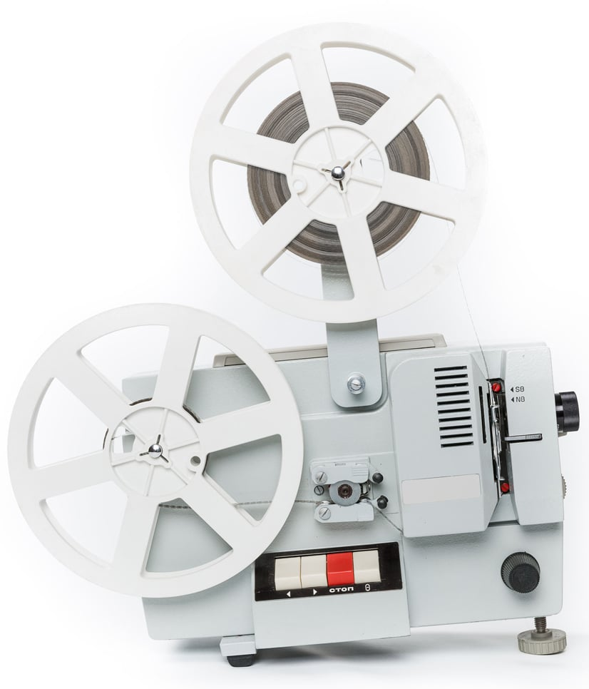 Phoenix Film Projector Rental | Got Memories Video & Film